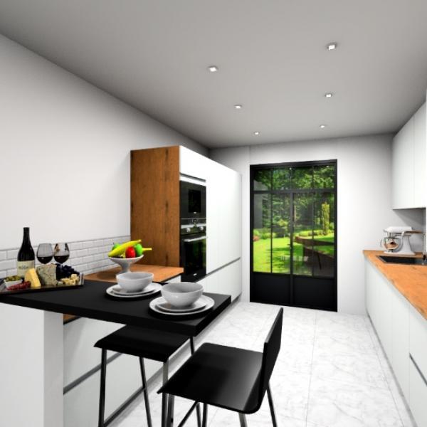 Un nouveau projet de cuisine sur mesure à Toulon avec la Société EDI