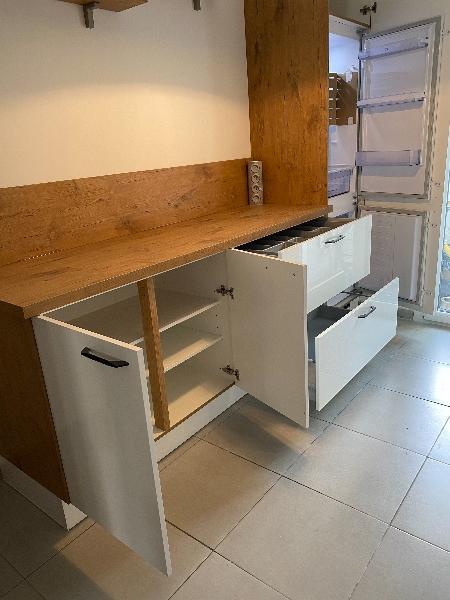 Rénovation cuisine sur mesure avec EDI CUISINE à Marseille