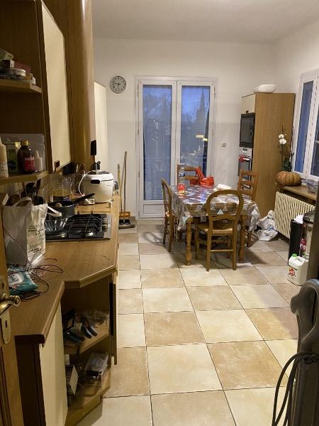 AVANT / APRES Conception de cuisine sur mesure réalisé à Marseille par EDI CUISINE SUR MESURE
